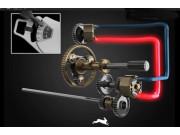 3分鐘CVT動畫視頻,帶你了解無級變速拖拉機工作原理