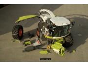 科乐收CLAAS青贮机的保养维护