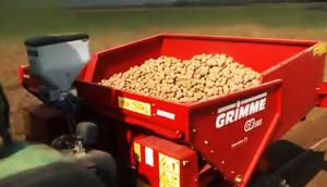 德國格力莫馬鈴薯播種機宣傳視頻