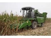 中聯谷王CA系列/CH系列/8000系列玉米機作業視頻