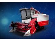 雷沃谷神RG50水稻收割機產品介紹