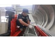 雷沃谷神RG系列水稻机维护与保养