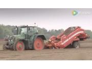 格立莫CS150土石分离机+CS150/SE140马铃薯全程机械化