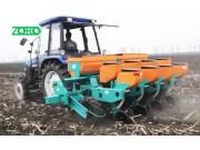 众荣2BMZ-4Q指夹免耕播种机产品宣传