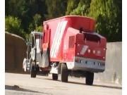 德國倍威力BVLTMR MaXimus自走型農牧機械飼料攪拌車作業視頻