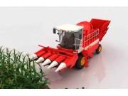 雷沃谷神CP04玉米收割机3D演示