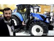 紐荷蘭新T5系列拖拉機產品介紹