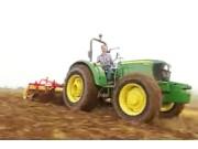 约翰迪尔5E拖拉机产品介绍