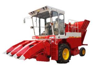 雷沃CB03玉米收割机2015新款抢先看视频