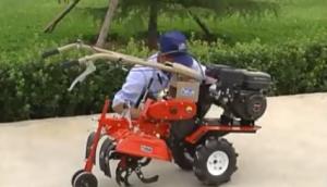 微耕機的使用與維護(二)