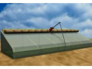 大棚卷簾機的使用和維護