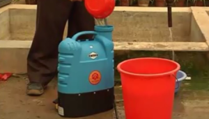 電動噴霧器使用與維護
