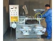 螺旋式榨油机的安装、使用与保养