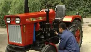 農用拖拉機的簡易維修(1)