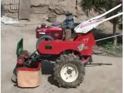 坡地自走式割草机的使用与维护