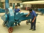 青貯鍘草機的使用與維護