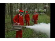 廣益6HYC-25煙霧機作業視頻