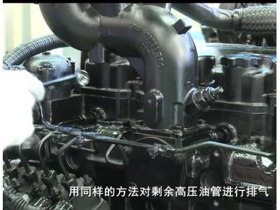雷沃玉米机国三发动机使用规范及保养方法