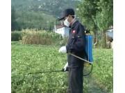 手动喷雾器的正确使用与维护