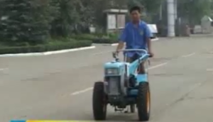 手扶拖拉机的使用