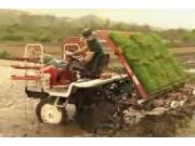 水稻高速插秧机使用与维护