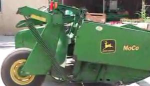 往复式割草机的使用与维护