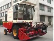 小麦玉米两用收获机的使用与维护