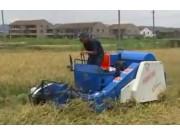 小型稻麦联合收割机的使用与维护