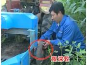 小型花生收獲機的使用和維護