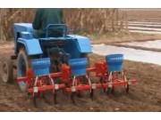 懸掛式小麥精密播種機的使用與維護
