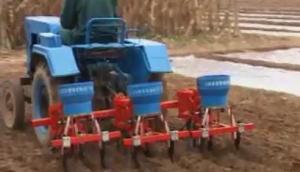 悬挂式小麦精密播种机的使用与维护