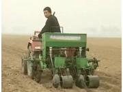玉米大豆机械式精密播种机使用与调整