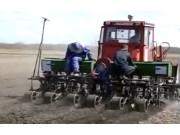 玉米大豆气力式精密播种机使用与调整