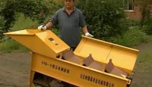 玉米果穗剝皮機安全使用技術