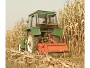 玉米秸稈根茬機械化還田技術
