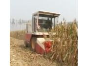 玉米籽粒收获机的使用与维护