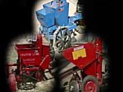 马铃薯播种机的使用与维护-播种前准备和分层施肥播种机的简介与使用