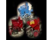 馬鈴薯播種機的使用與維護-播種前準備和分層施肥播種機的簡介與使用