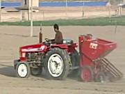 马铃薯播种机的使用与维护--双行施肥播种机的简介和使用