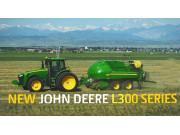 约翰迪尔L300系列打捆机产品介绍