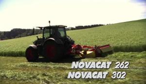 奧地博田諾瓦凱特側懸掛割草機作業視頻