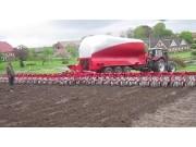 Kongskilde公司18米新概念施肥机