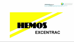 Hemos公司Excentrac系列一体化清沟机