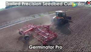 Kongskilde公司Germinator Pro聯合整地機