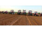 东方红70--95马力LX系列拖拉机操作使用和维护保养一