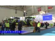 2017国际农机展山东萨丁参展产品视频详解