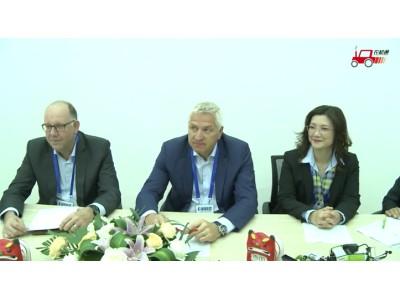科乐收(CLAAS)高管团队畅谈科乐收在中国的发展现状以及未来规划