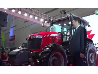 爱科亮相2017中国武汉国际农业机械展览会