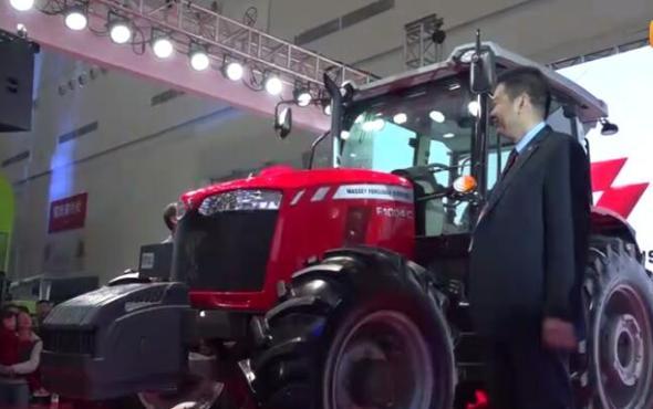 愛科亮相2017中國武漢國際農業機械展覽會