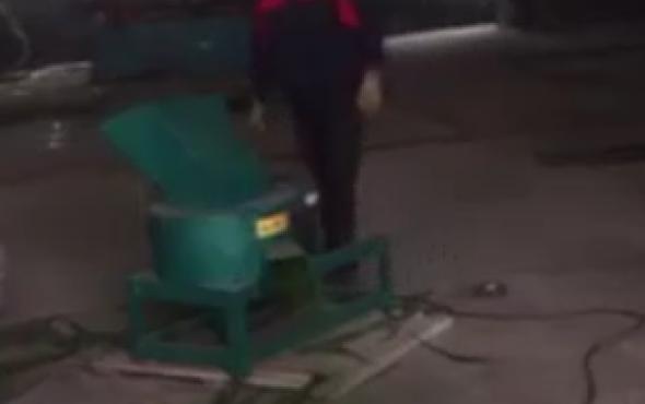 曲阜圣隆打浆机作业视频